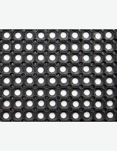 Estell - Zerbino nero in polipropilene