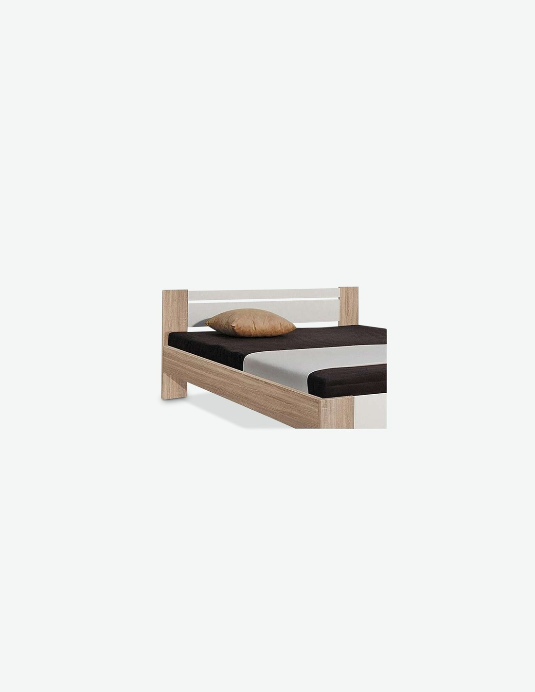 Pinturas - französisches Bett komkplett