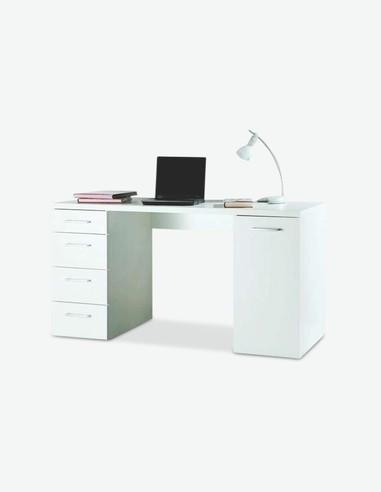 Combo - Schöner Schreibtisch aus 2 verschiedenen Farben