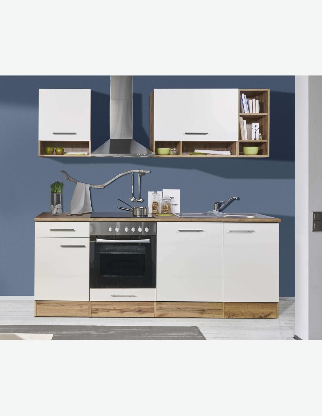 Sonoma quercia bianco Cucina Cucina Sonoma e in Cucina ...