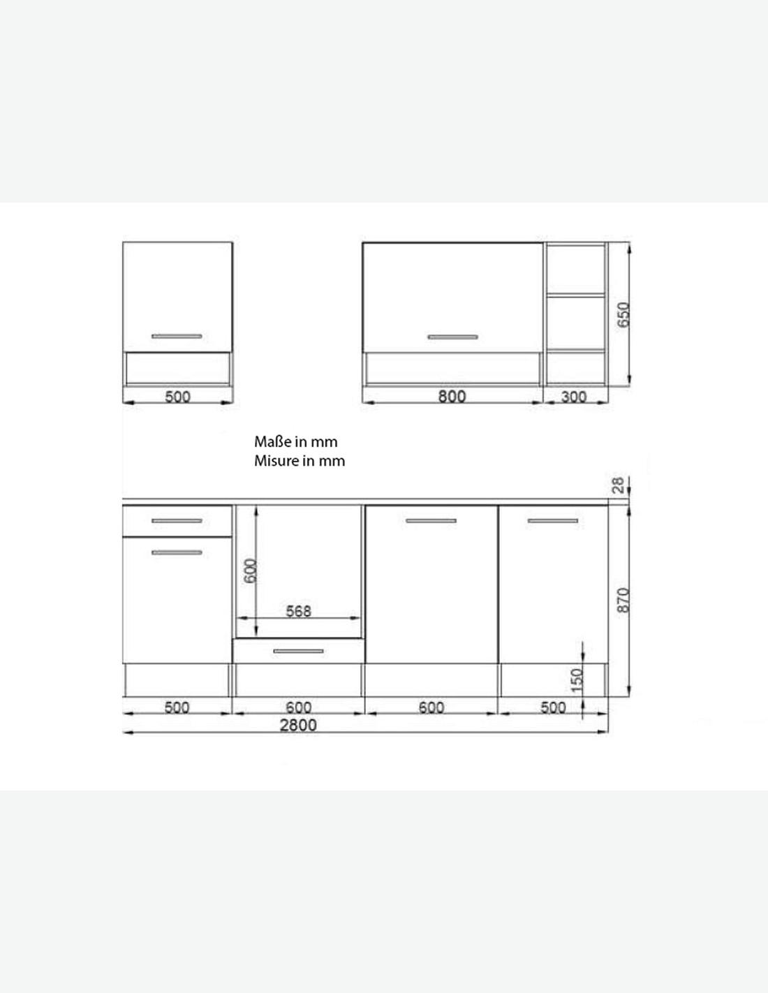 Kuchenblock masse for Single kuchenblock
