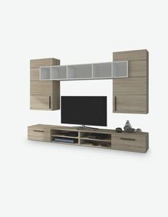 Pareti attrezzate soggiorno - Abano - Acquista on line - Consegna Gratis