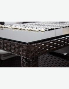 Arona - Set completo di mobili da giardino - dettaglio 2
