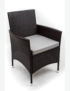Arona - Set completo di mobili da giardino - sedie 3