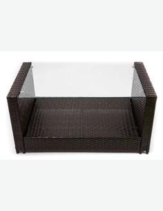 Andora - Set di mobili da giardino - tavolino