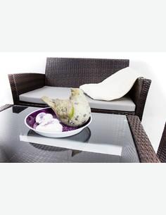 Andora - Schönes Lounge-Set - Tisch