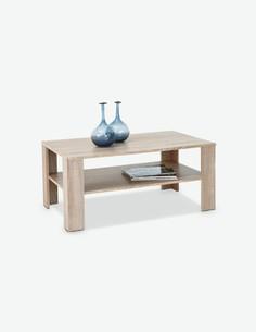 Tavolino da salotto  in quercia milieu