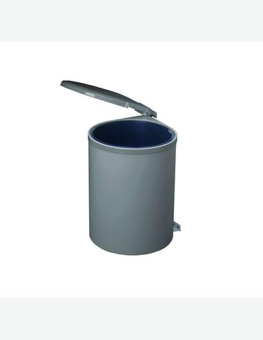 Rondo - Abfallsammler grau - freigestellt