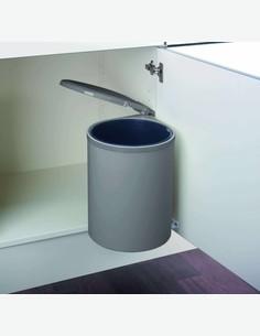 Rondo - Abfallsammler grau - Hintergrund