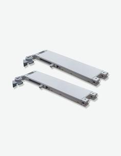Universal - Türdämpfer für Schwebtürenschränke