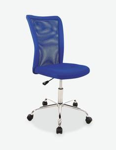 Miguel - Sedia ufficio girevole - in vari colori - blu