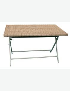 Tavoli Da Esterno Rattan Sintetico.Classic Tavoli Da Giardino E Da Esterno