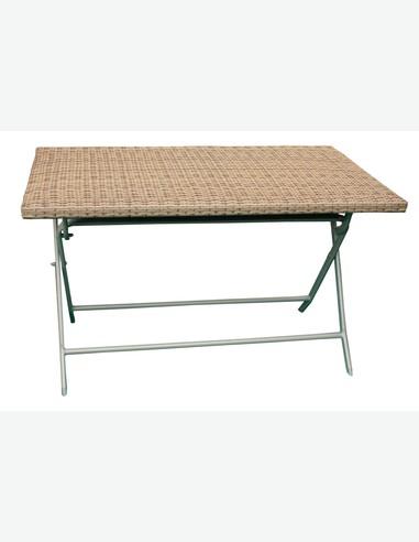 Tavolo Pieghevole In Alluminio.Classic