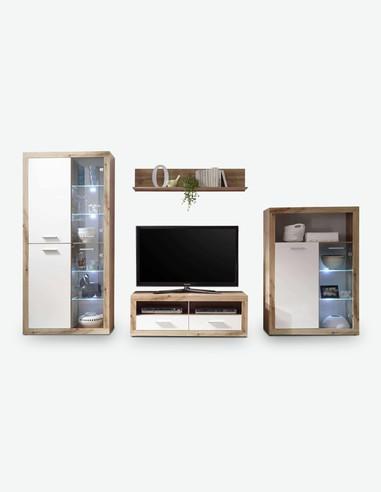 Pareti attrezzate soggiorno - Blico - Acquista on line - Consegna Gratis