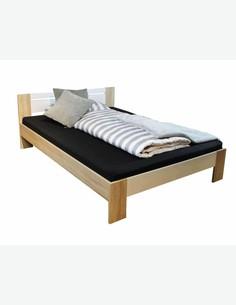 Pinto - französisches Bett komkplett - Matratze und Rollrost inklusive