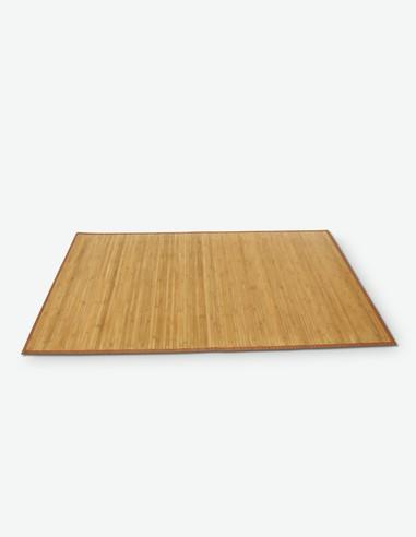 Dana - Bambusteppich - Farbe verkohlt - in verschiedene größen