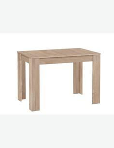 Revelo 2 - Tavolo da cucina in quercia Sonoma d'imitazione