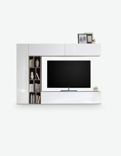 Pareti attrezzate soggiorno - Vision - Acquista on line - Consegna Gratis