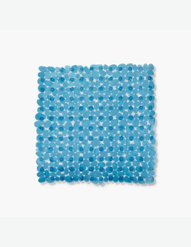 Paradise - Wenko - Tappetino antiscivolo per la doccia - blu chiaro