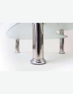 Hidalgo - Tavolino da soggiorno in vetro