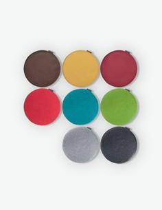 Avalon - Rundes Sitzkissen, in verschiedenen Farben verfügbar