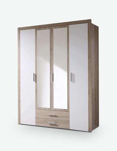 Axel - Armadi con ante a specchio - Consegna Gratis - Avantishop
