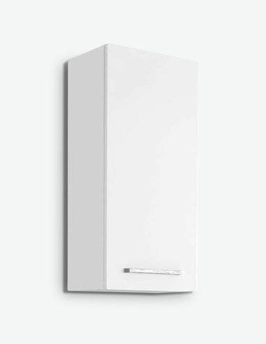 Blanco - Wandschrank in weiß - Frontansicht