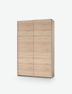 Formia - Schwebetürenschrank aus Holzdekor