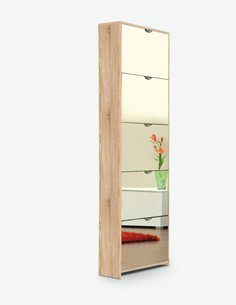 Scarpiere con specchio - Koblenz - Acquista on line - Consegna Gratis
