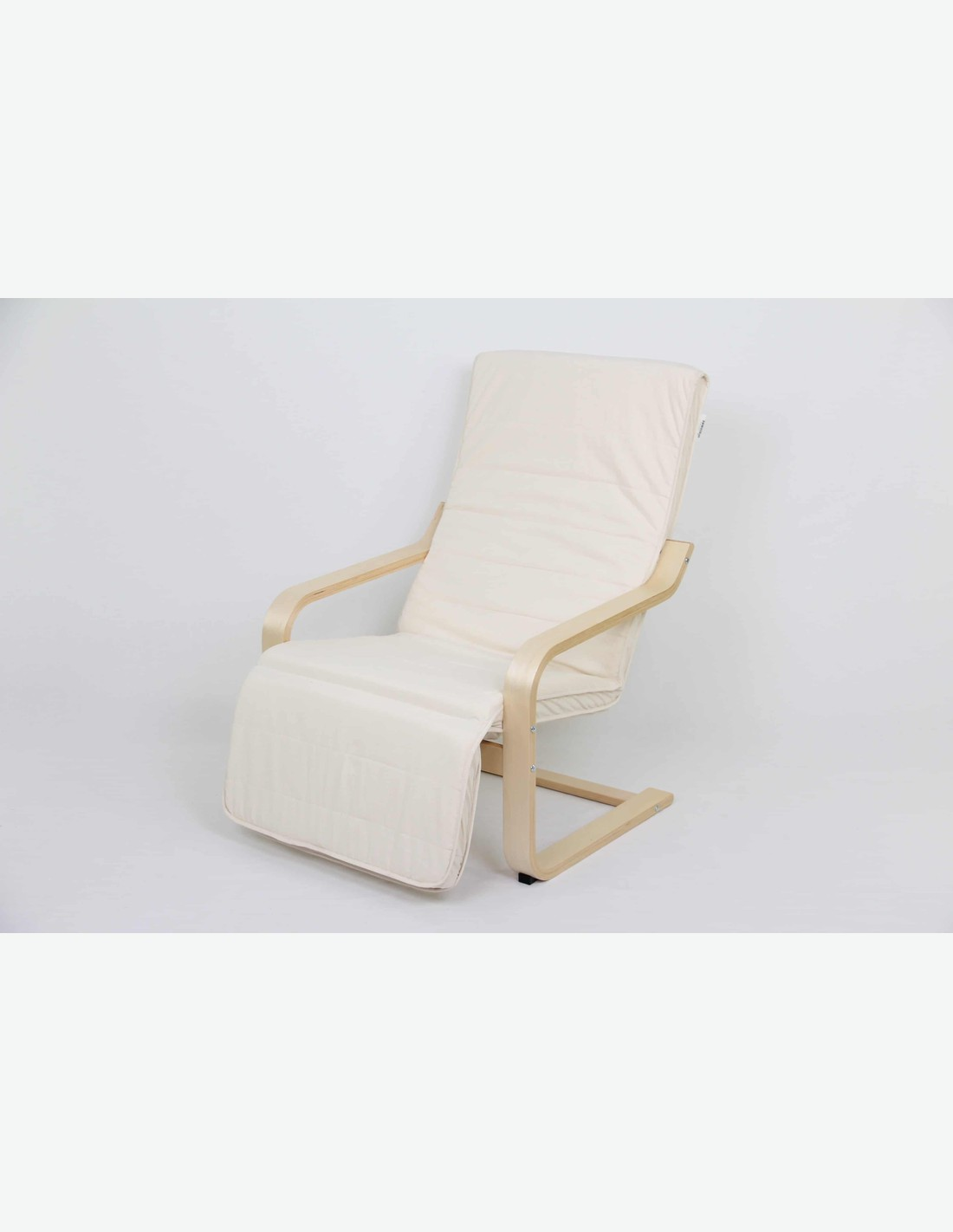 schwingsessel mit fu st tze. Black Bedroom Furniture Sets. Home Design Ideas
