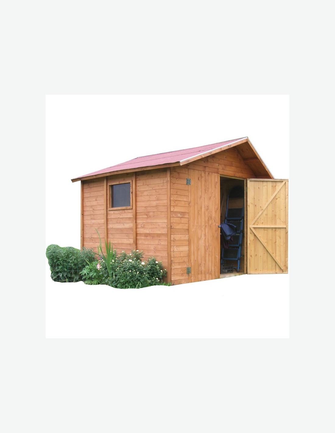 Casetta casette in legno da giardino avantishop - Casette legno giardino offerte ...