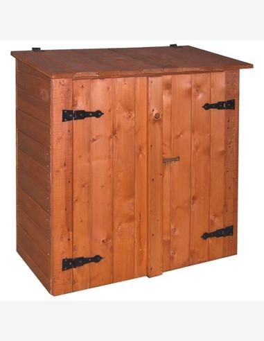 Comodillo casette in legno da giardino avantishop - Casette legno giardino offerte ...