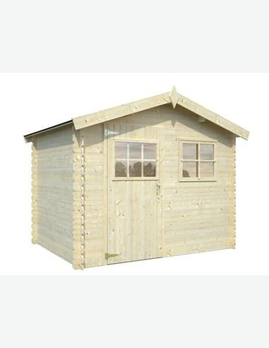 Casetta da giardino in legno