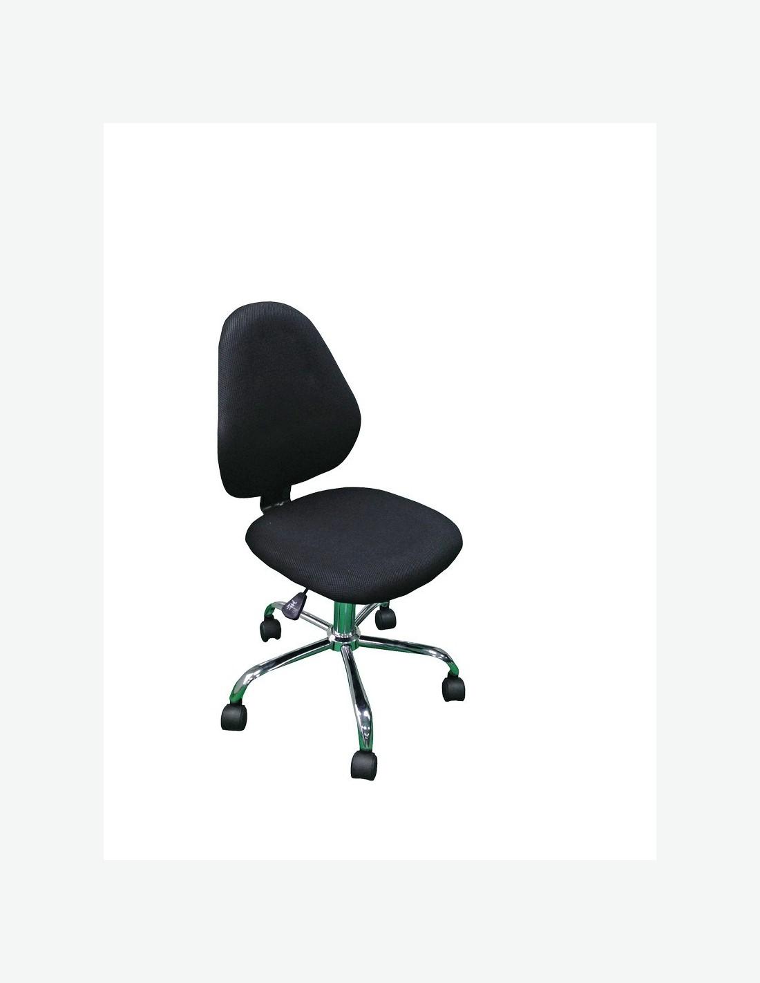 Sedia da ufficio girevole nera - Rivestire sedia da ufficio ...