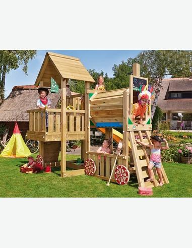 Train giochi per bambini da giardino avantishop for Divanetti per bambini