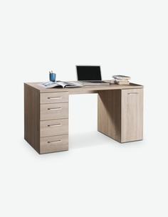 Combo - Bellissima scrivania, in 2 diversi colori