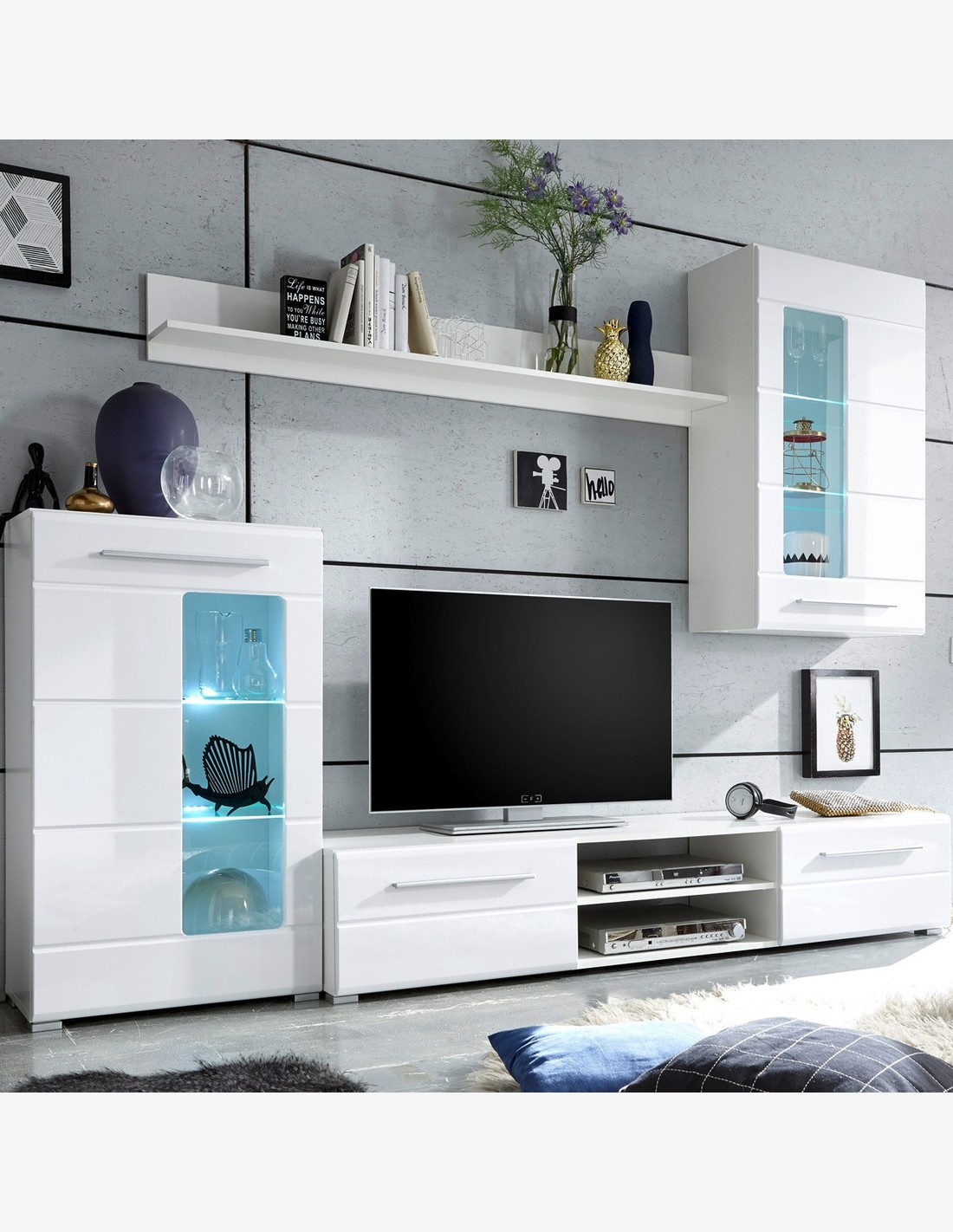 Enrico - Pareti attrezzate e Mobili TV - Avantishop
