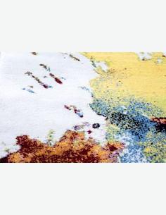 Rainbow 120x170 - Teppich 100 % Polypropylen - in verschiedenen Farben verfügbar - Detail