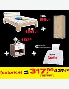 Set camera da letto 1