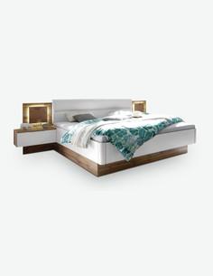 Cesena - Struttura letto con 2 comodini compresi