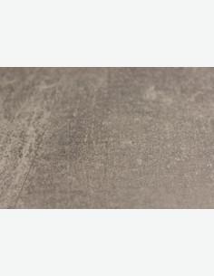 Banjul - Specchio in imitazione di colore grigio cemento dettaglio