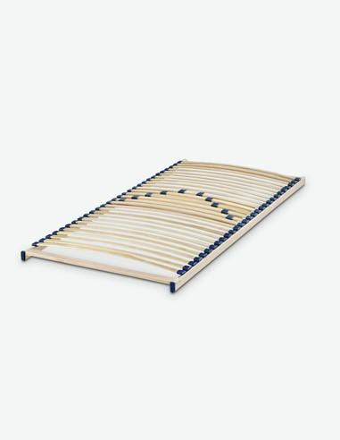 Novistae - Lattenrost mit 28 mehrfach verleimte Federholzleisten, unverstellbar, in 2 verschiedenen Größen verfügbar