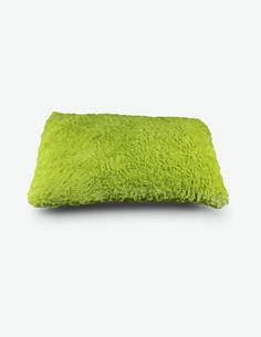 Bini - Kissen, sehr angenehm, 100 % Polyester, in verschiedenen Farben verfügbar - grün